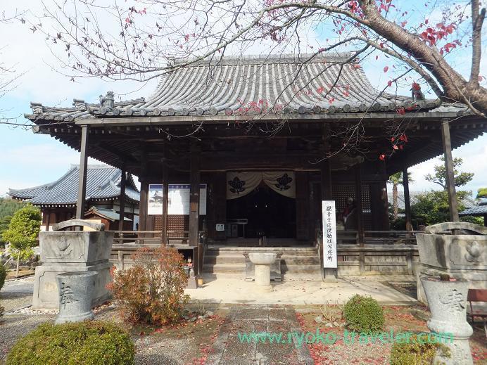 20130128_橘寺・観音堂