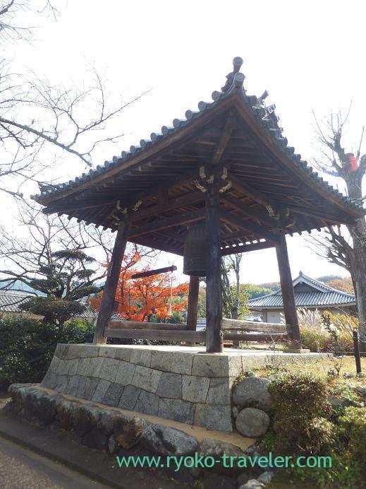 20130128_橘寺・鐘楼