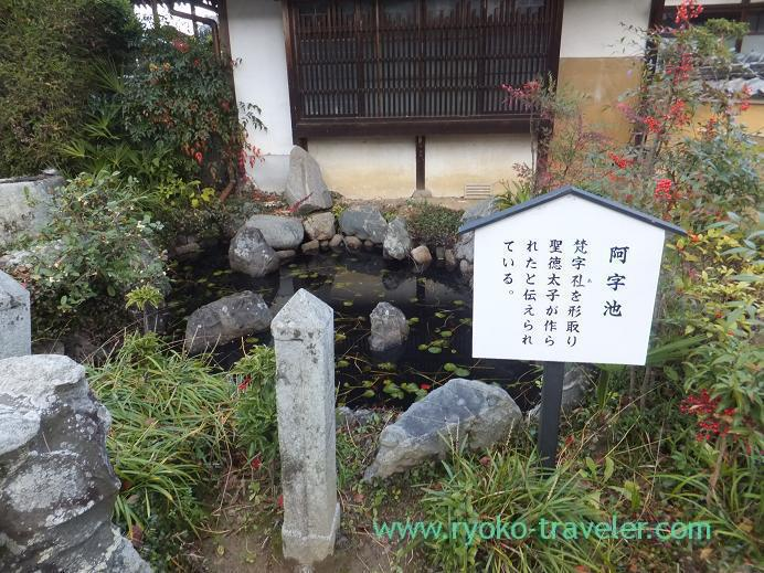 20130128_橘寺・阿字池