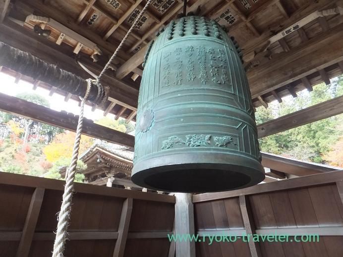 20130129_岡寺の鐘楼