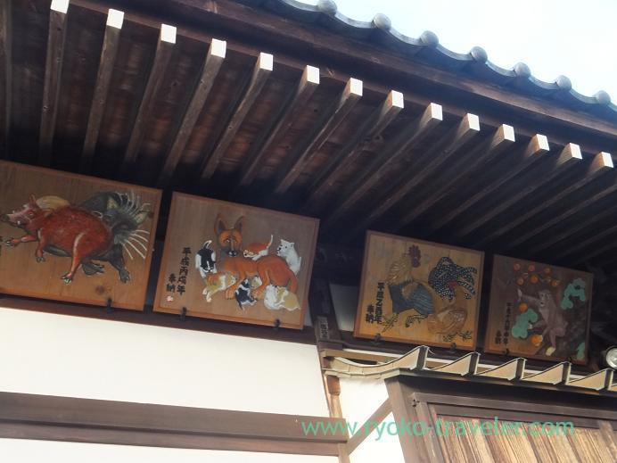 20130204_飛鳥寺の絵2