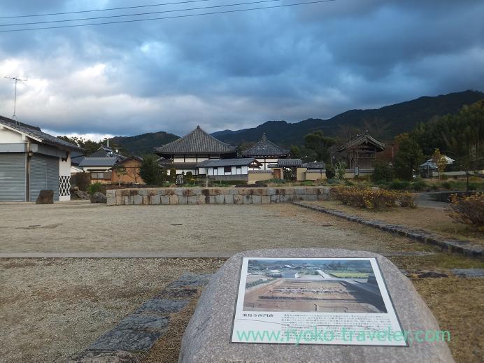 20130204_飛鳥寺遺跡の敷地は広い