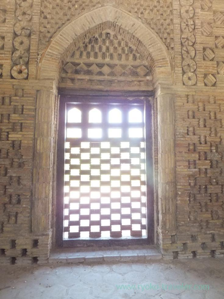 20110903_2日目・ブハラ・イスマール・サーマーニ廟2