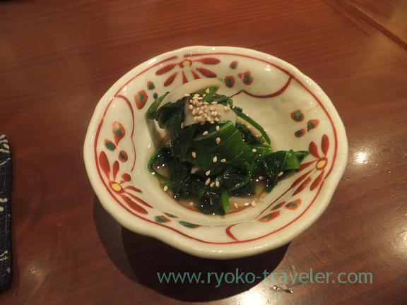Appetizer, Yamadaya