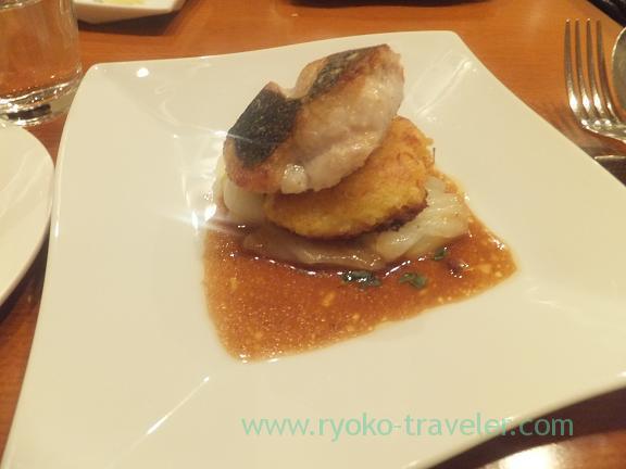 Fish dish, Minobi