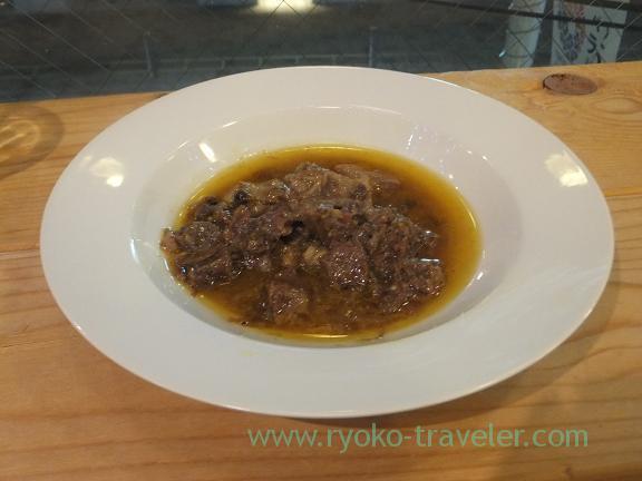 Matton soup, Mahfil
