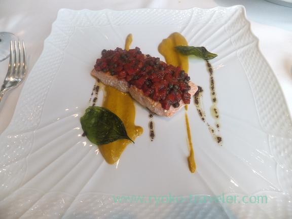 Cherry salmon, Faro