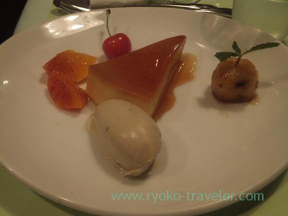 Dessert, Perci