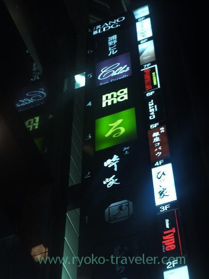 Signboard, Rupurin