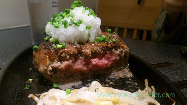 400g steak, Shoutaian (Funabashi)