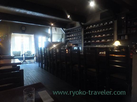 Interior, Keimeisha Yatsu (Yatsu)