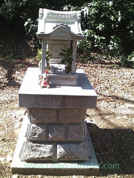 Koma Jinja shrine (Oiso)