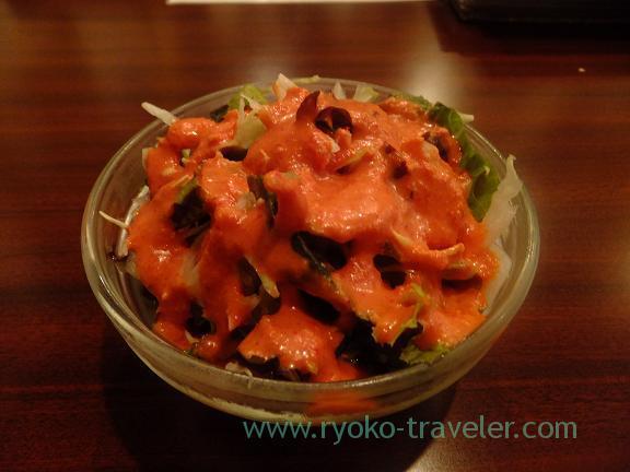 Salads, Rhino (Monzen-nakacho)