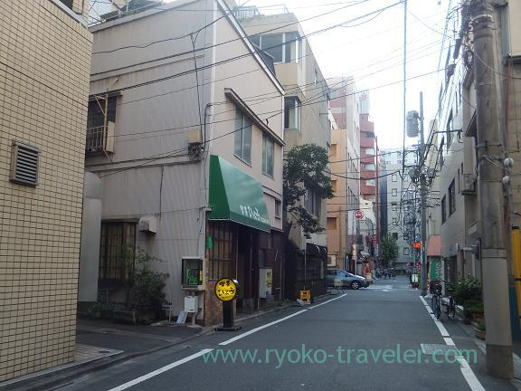 Appearance ,Kissa Hiyoko (Tsukiji)