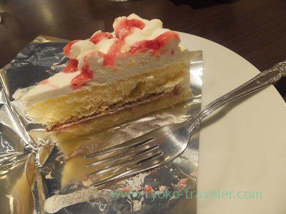 Cake uncurd ham, Tres bien (Funabashi)