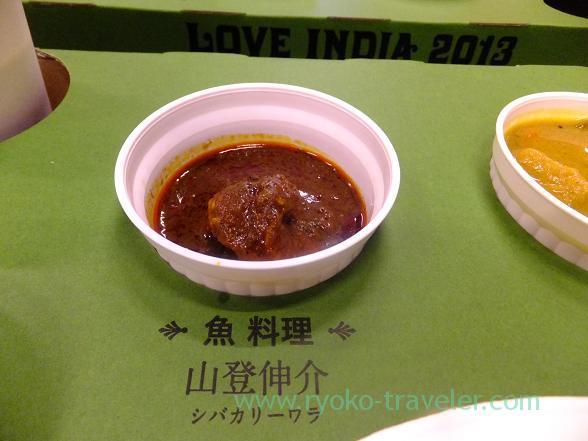 Love India 2013 - Shiva curry wara