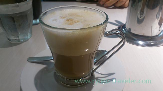 Cafe au lait, Le vont doux (Funabashi)