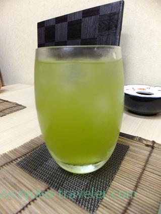 Green tea sour, Kazumiya (Yushima)