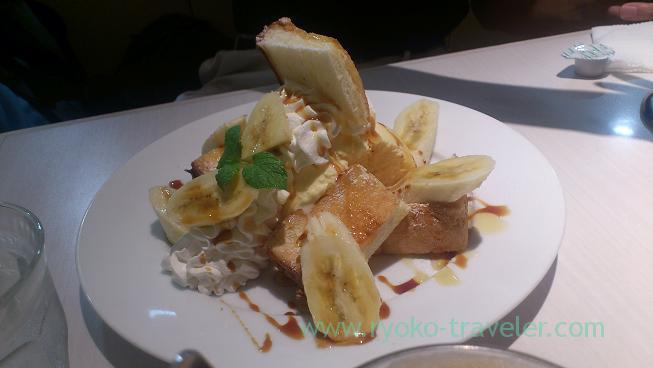 Honey toast, Le vont doux (Funabashi)