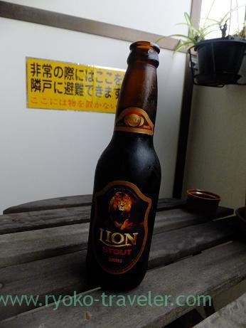 Lion stout
