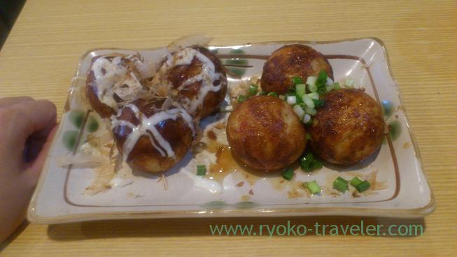 Sauce and dashi, Takorin (Kounodai)