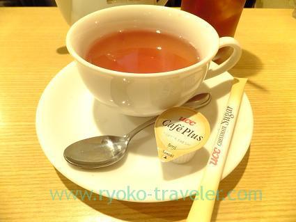 Tea, Takorin (Kounodai)
