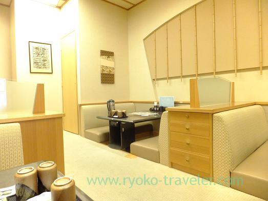 Interior, Chigasaki Umibune Harumi-Toriton branch (Kachidoki)