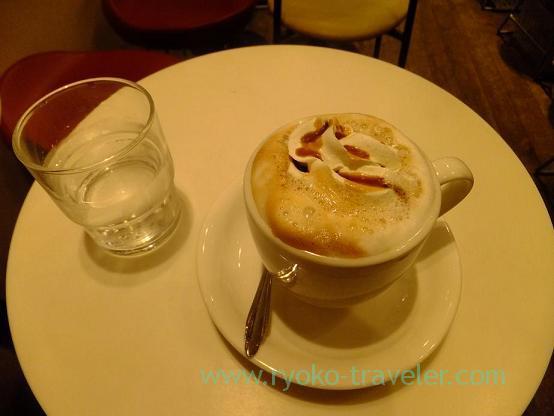 Muscovado macchiato, Yonemoto Coffee