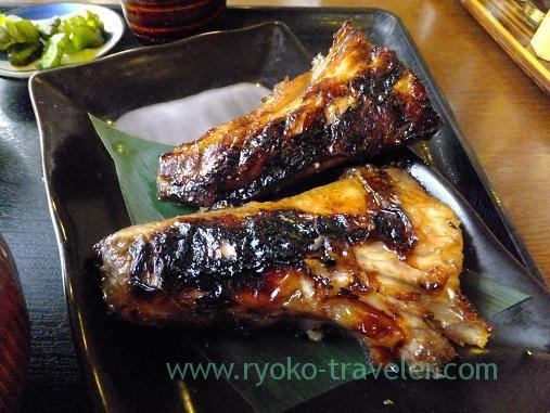 Tunas chin, Ikenoya (Kachidoki)