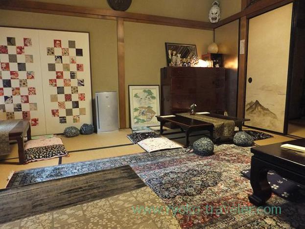 Interior, Sakura (Nara)