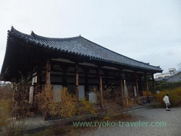 Gokuraku-bo, Gango-ji, (Nara)