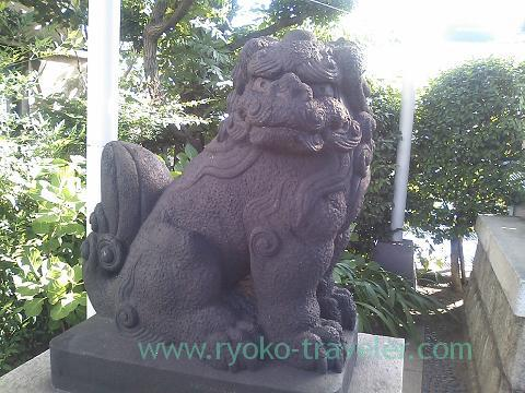 Sui JInja shrine 3, Yonehana (Tsukiji Market)