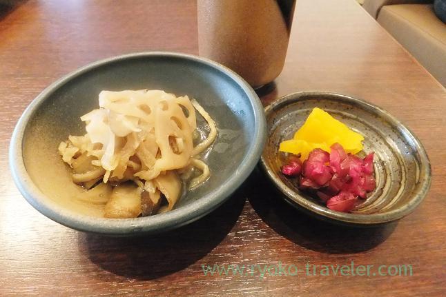 Small dishes, Taisyo (Kachidoki)