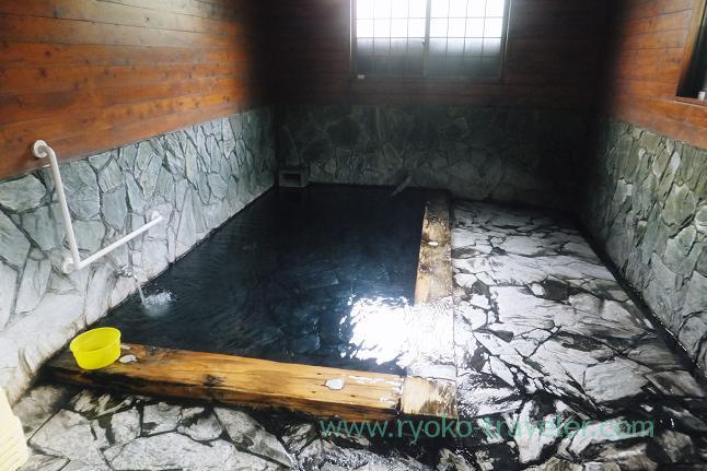 Bath, Yunotsubo onsen, Yufuin (Oita 2015 Spring)