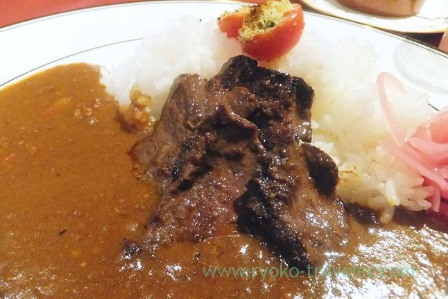 Beef heart, Apicius (Yurakucho)