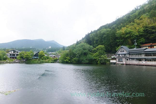 Kinrinko lake2, Yufuin (Oita 2015 Spring)