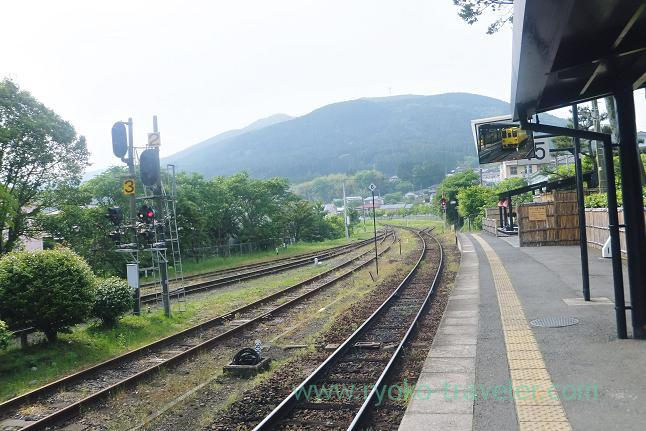 Rail, Yufuin (Oita 2015 Spring)