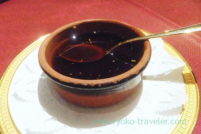 Spicy oil, Apicius (Yurakucho)